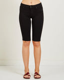 HUDSON-AMELIA CUT OFF KNEE SHORT-Women Shorts-{option1]
