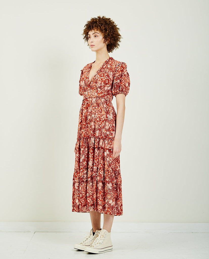 ULLA JOHNSON-AMORA DRESS-DRESSES-{option1]