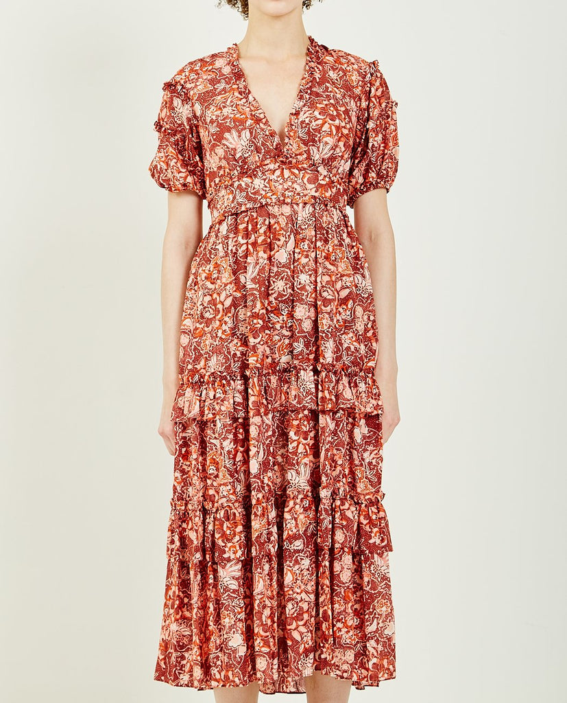 AMORA DRESS-ULLA JOHNSON-American Rag Cie