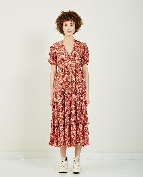 ULLA JOHNSON AMORA DRESS