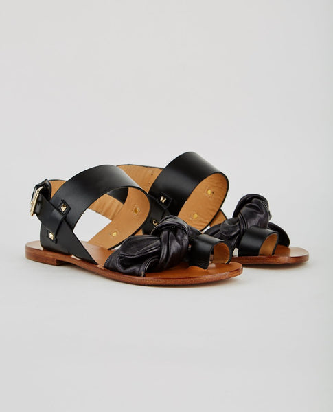 MASSCOB ANDY BOW STRAP SANDAL