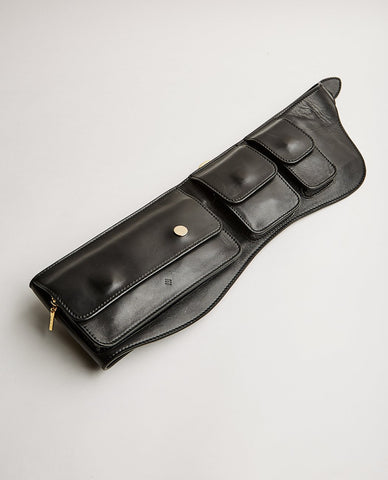 BOLDRINI Calf Leather Bag