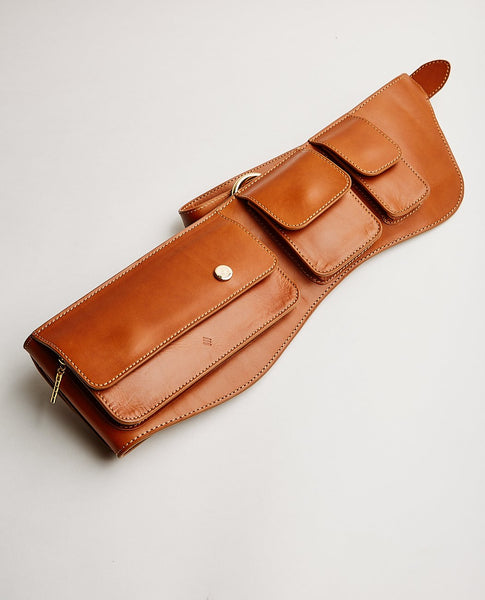 ASHYA Anjuna Belt Bag Toffee
