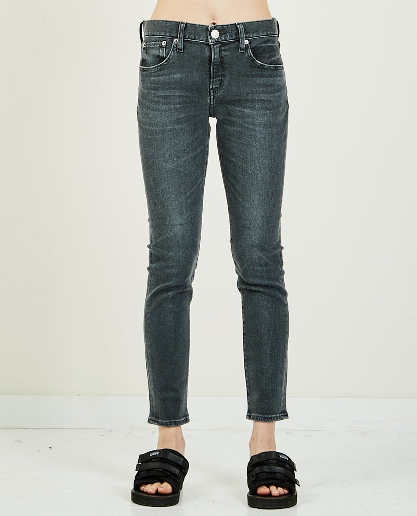 RED CARD-Anniversary Akira Grey Used-Women Skinny-{option1]