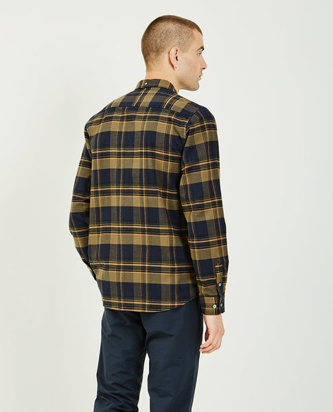 NORSE PROJECTS Anton Brushed Flannel