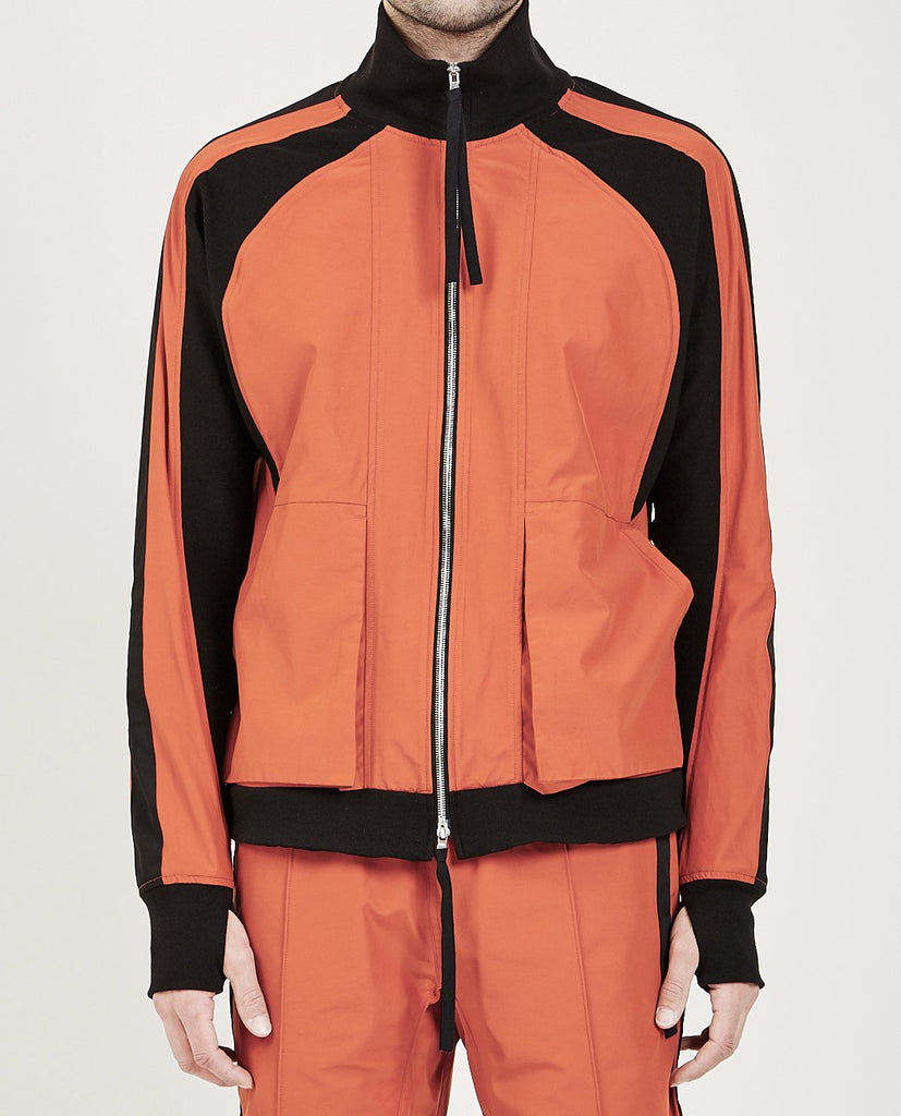 ABASI ROSBOROUGH-ARC TRACK JACKET-Men Coats + Jackets-{option1]