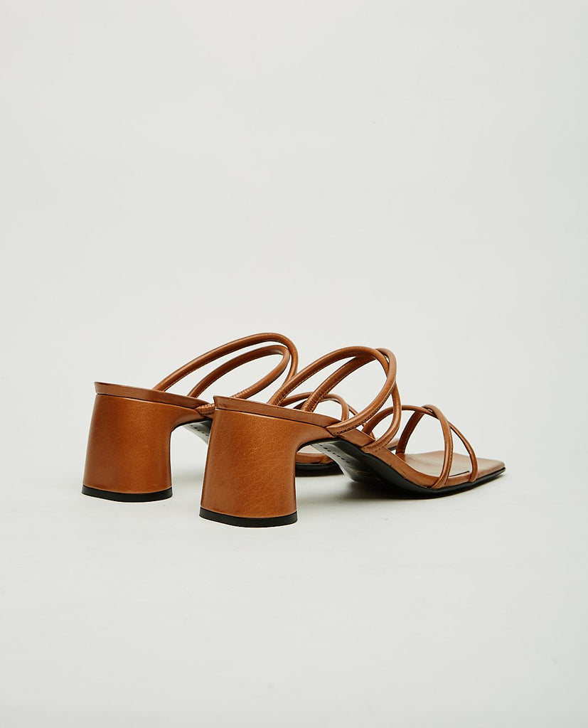 Arena Sandal Saddle Leather-DORATEYMUR-American Rag Cie