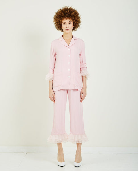SLEEPER ARLEKINO PINK PJ SET