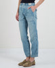 AMO-ARMY PANT VINTAGE BLUE-Women Boyfriend-{option1]