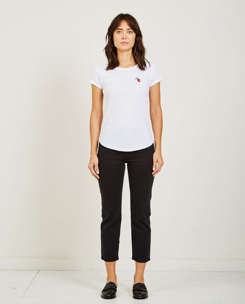 MAISON LABICHE ARROW APPLE TEE