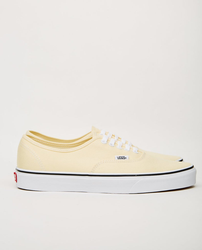 VANS AUTHENTIC SNEAKER VANILLA CUSTARD