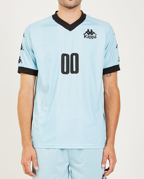 KAPPA AUTHENTIC TABE JERSEY AZURE