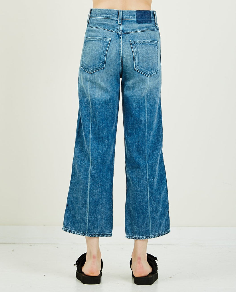 AMO-Ava Crop Indigo-Women Straight-{option1]