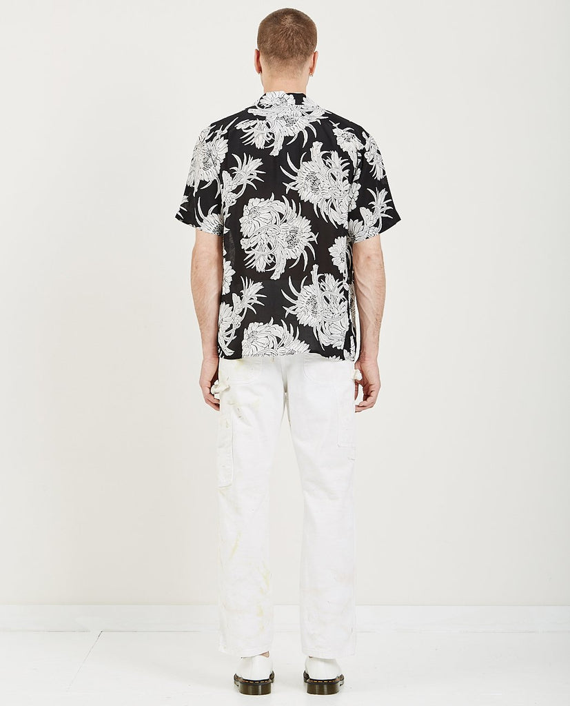 AVANTI-AVANTI X AMRAG NIGHT BLOOMING ALOHA SHIRT-Men Shirts-{option1]