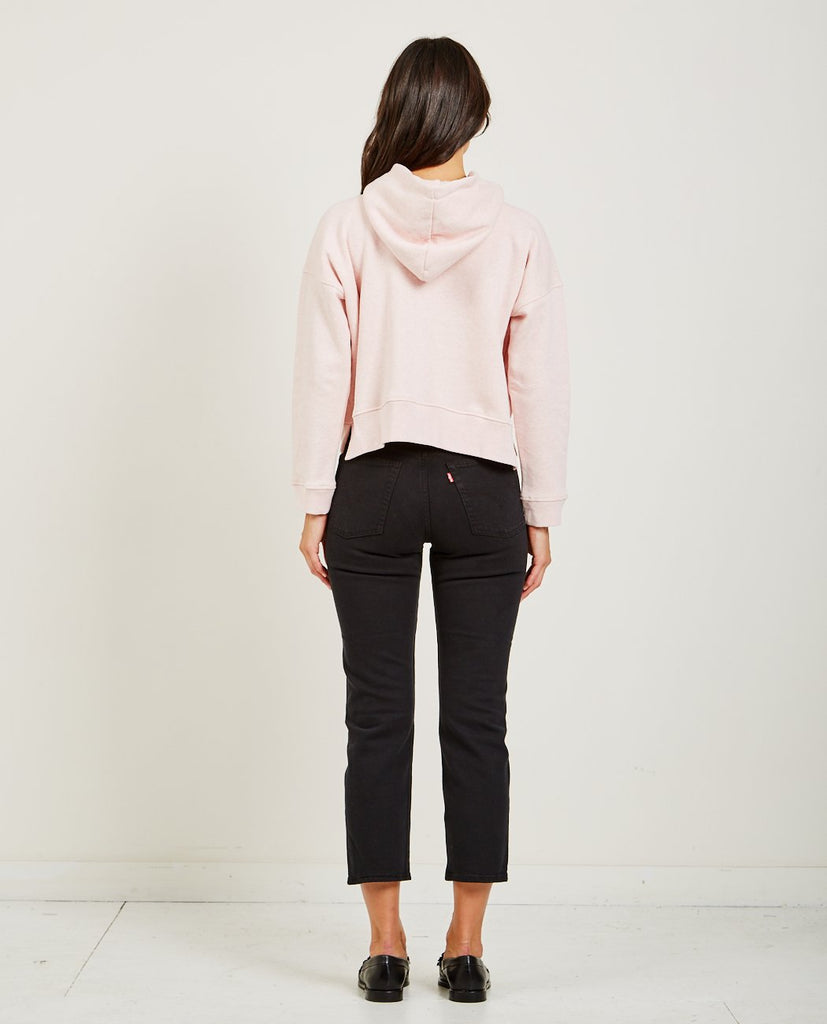 AWESOME CROPPED HOODIE-MAISON LABICHE-American Rag Cie