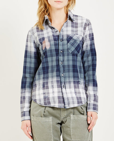 NSF AXEL SHIRT TOXIC DESTROY PLAID