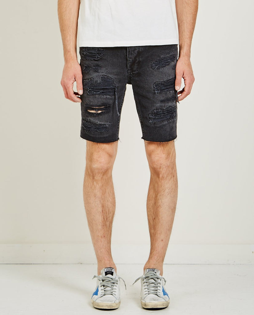 KSUBI AXEL SHORT RECALL BLACK