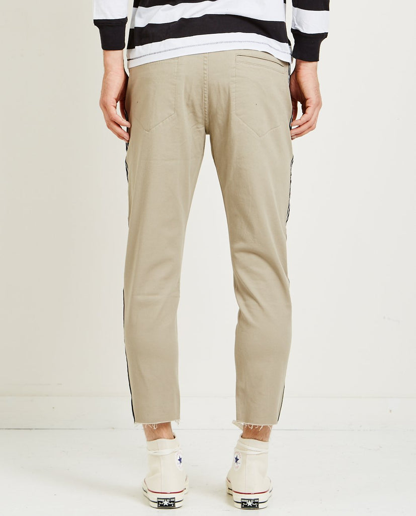 BARNEY COOLS-B. RELAXED CHINO TAPED TAN-Men Pants-{option1]