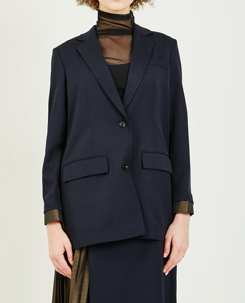 DEMOO BACK DETAIL JACKET