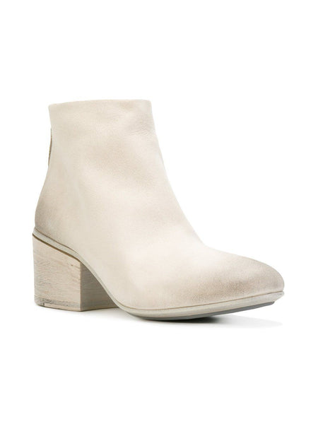MARSÈLL BACK ZIP ANKLE BOOTIE