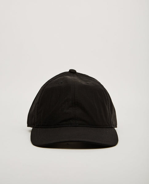 OUR LEGACY BALLCAP BLACK NET NYLON