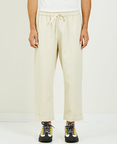 LEVI'S VINTAGE CLOTHING 5 POCKET SATEEN PANT ROOIBOS
