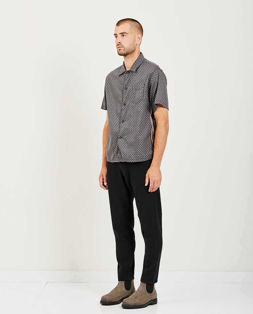REMI RELIEF-BANDANA CHECKED SHIRT-Men Shirts-{option1]
