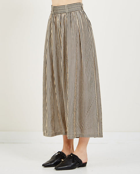 MES DEMOISELLES BARNET WIDE LEG PANTS