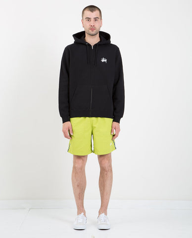 KAPPA 222 BANDA TREADWELL SHORTS YELLOW & BLACK