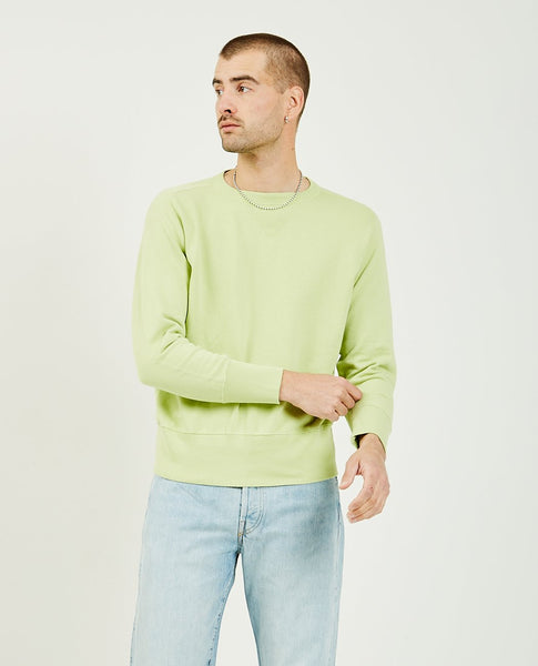 LEVI'S VINTAGE CLOTHING Bay Meadows Sweatshirt Apple Green