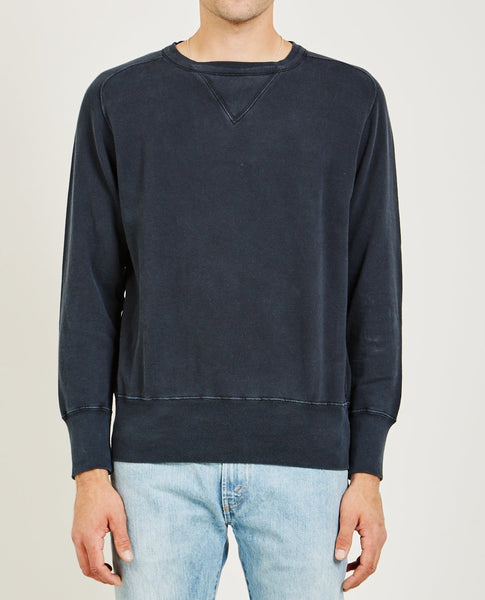 LEVI'S VINTAGE CLOTHING BAY MEADOWS SWEATSHIRT BLACK