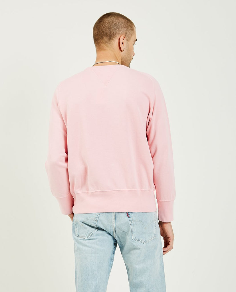 LEVI'S VINTAGE CLOTHING-Bay Meadows Sweatshirt Cotton Candy-Men Sweaters + Sweatshirts-{option1]