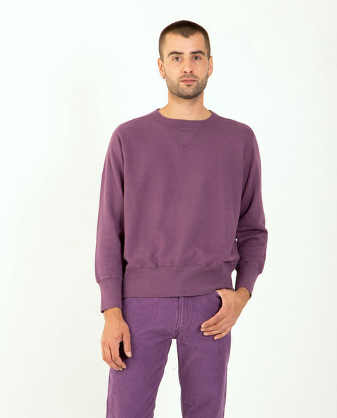 LEVI'S VINTAGE CLOTHING Bay Meadows Sweatshirt Dark Purple