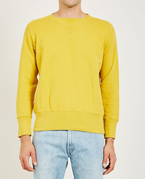 LEVI'S VINTAGE CLOTHING BAY MEADOWS SWEATSHIRT LEMON TREE