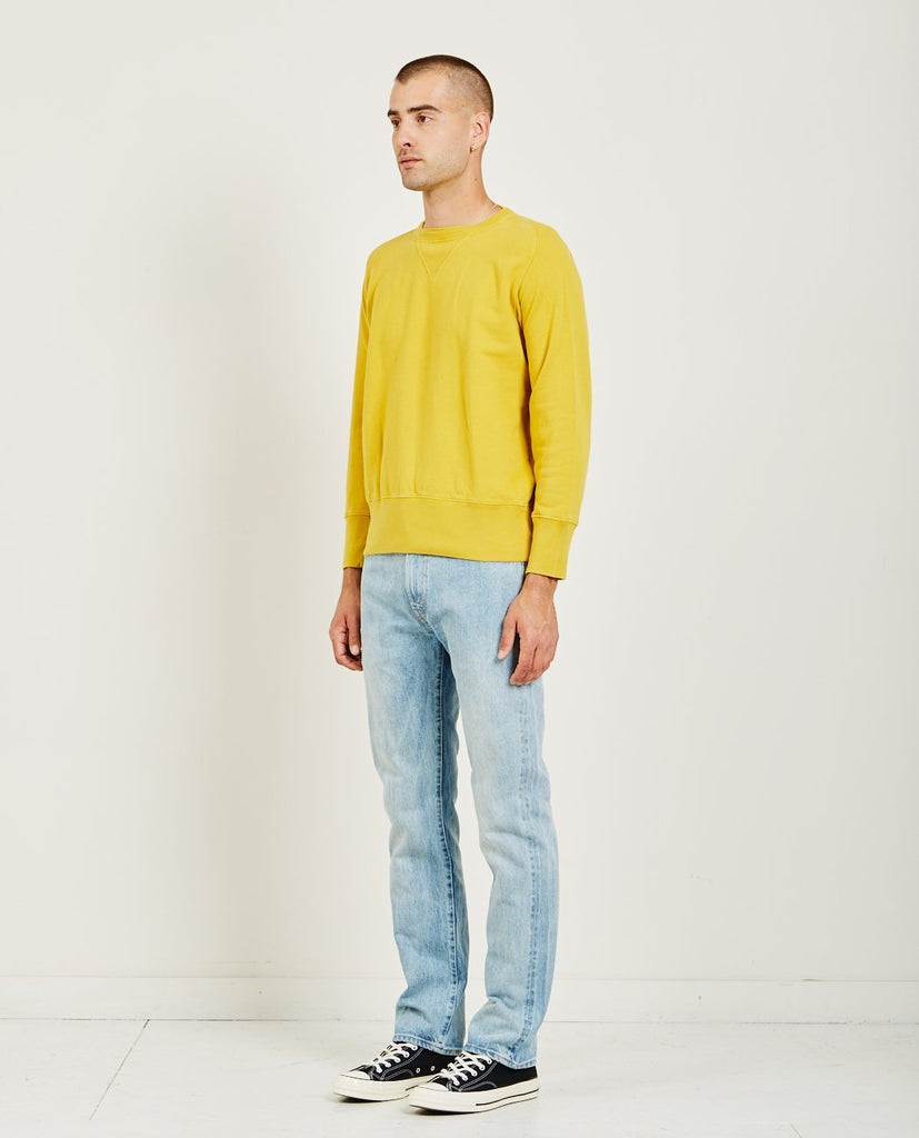 BAY MEADOWS SWEATSHIRT LEMON TREE-LEVI'S VINTAGE CLOTHING-American Rag Cie