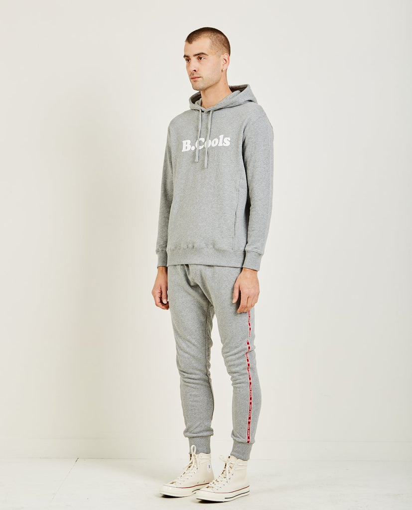 BARNEY COOLS-B.COOLS RETRO HOODIE-Men Sweaters + Sweatshirts-{option1]