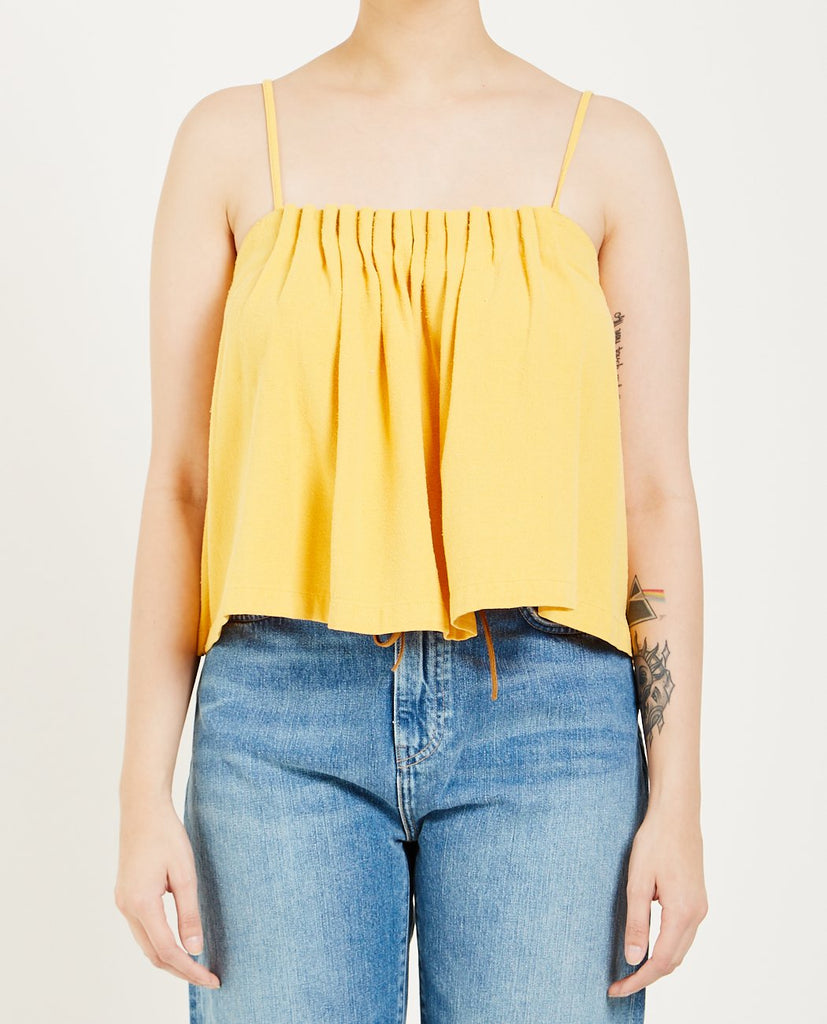 BEACH TOP KUMQUAT-LEVI'S: MADE & CRAFTED-American Rag Cie