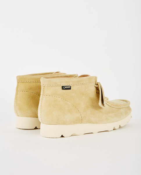 CLARKS ORIGINALS BEAMS X CLARKS WALLABEE GTX MAPLE