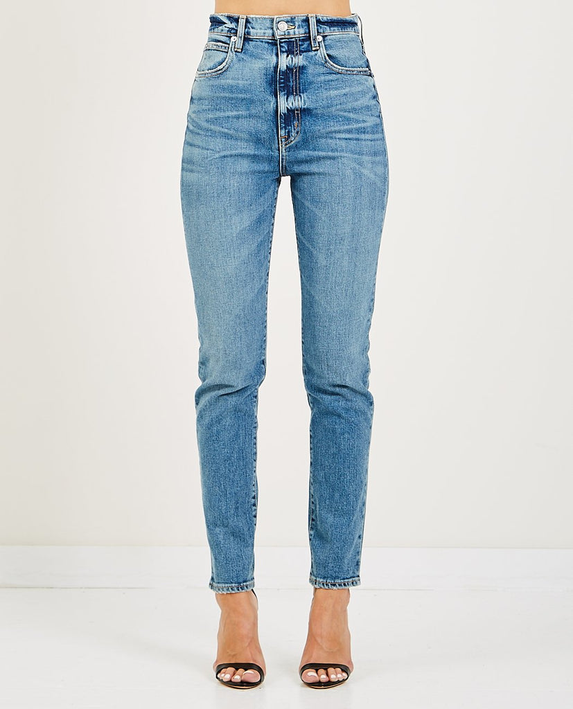 SLVRLAKE-BEATNIK JEAN WINTER ROMANCE-Women Skinny-{option1]