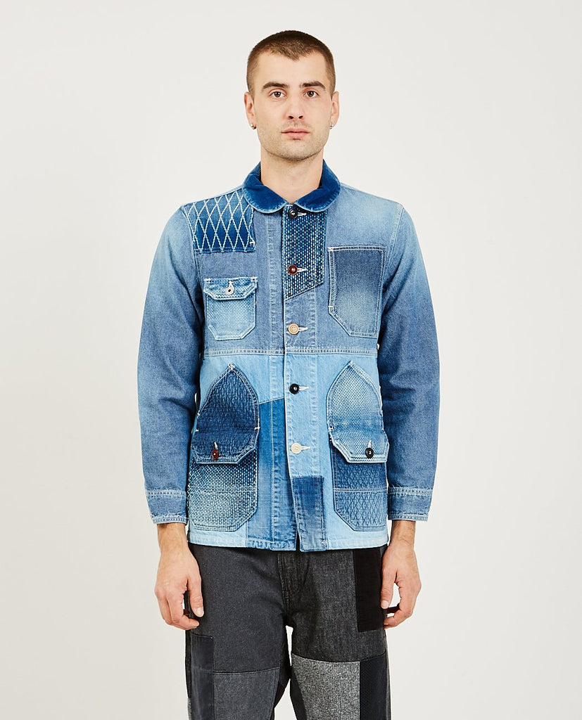 Bicolor Coverall Jacket 3 Year-FDMTL-American Rag Cie