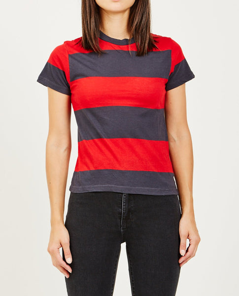 ROLLA'S BIG STRIPE CREW TEE