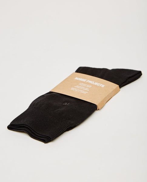 NORSE PROJECTS BJARKI COMBED COTTON SOCKS