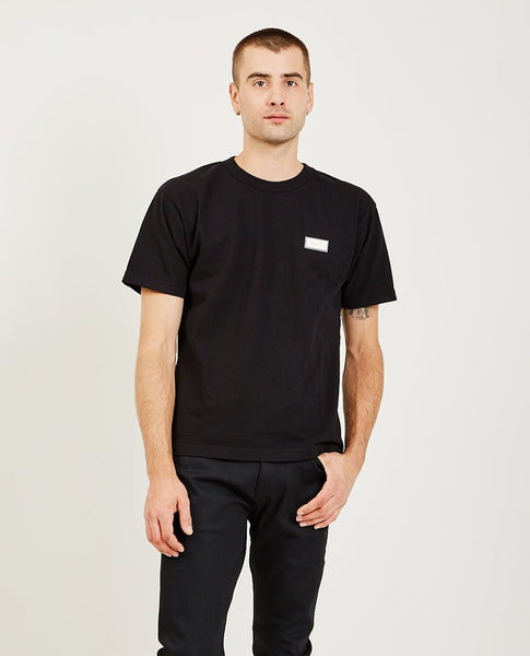 WHOLE MILK Blank Rubber Patch Tee