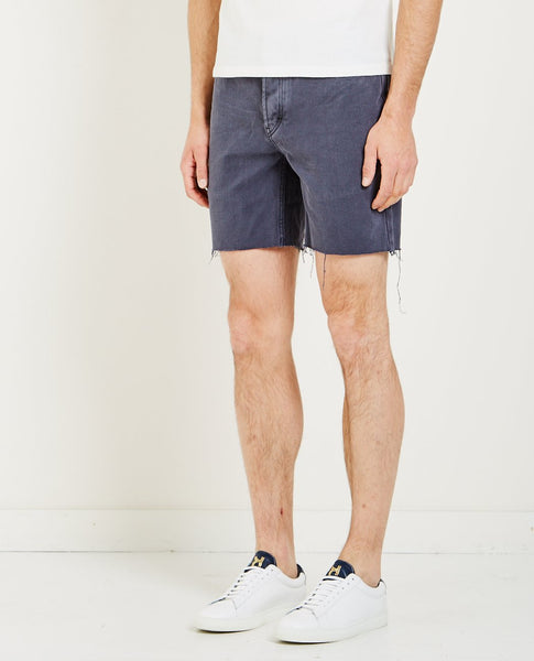 BARNEY COOLS B.LINE JEAN SHORT - COLD NAVY