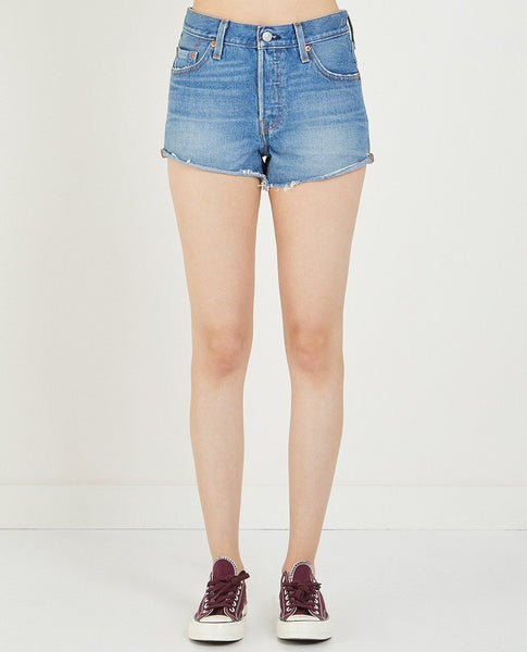 LEVI'S BLUE EXPLORER 501 SHORT