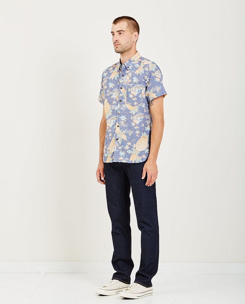 KATO-BOBBIN ALOHA SHIRT-Men Shirts-{option1]