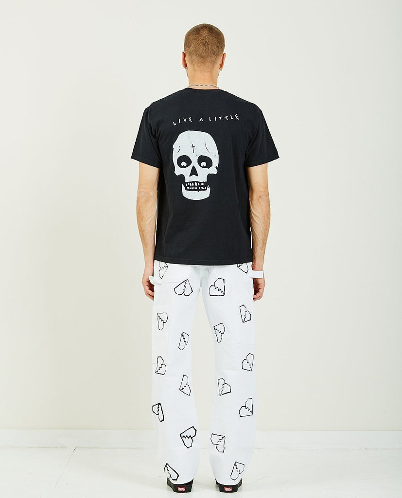 Bone Turns Brittle Tee-FOR THOSE WHO SIN-American Rag Cie