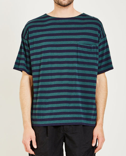 CHIMALA BORDER POCKET TEE