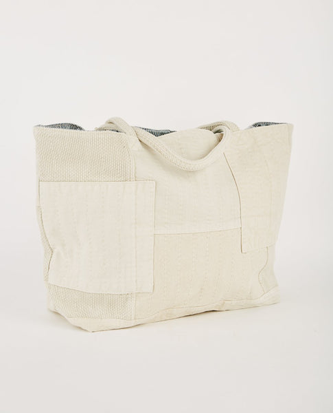 PROSPECTIVE FLOW Boro Tote Bag Natural
