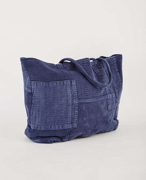 PROSPECTIVE FLOW BORO TOTE BAG NAVY